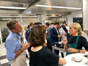 Kitchen party Hotel Waldhaus Flims
