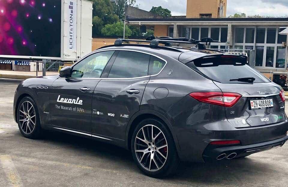 Maserati Levante Tortour