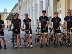 TORTOUR Cycling Event Switzerland with The Maserati Team