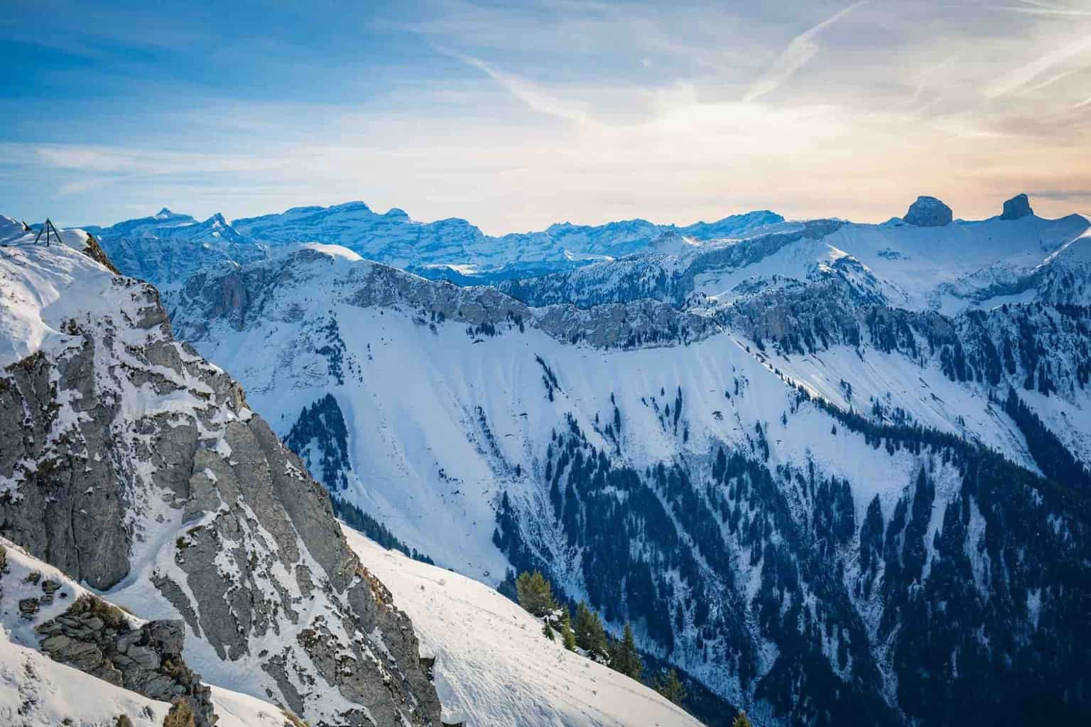 Rocher de Naye, Montreux, Switzerland