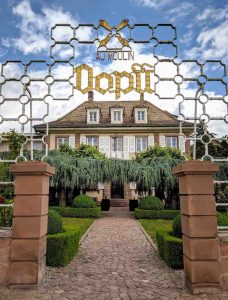 Domaine Dopff - Gourmet Food and Wine in Alsace France