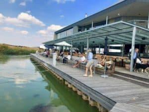 Restaurants Lake Nieusidl Austria