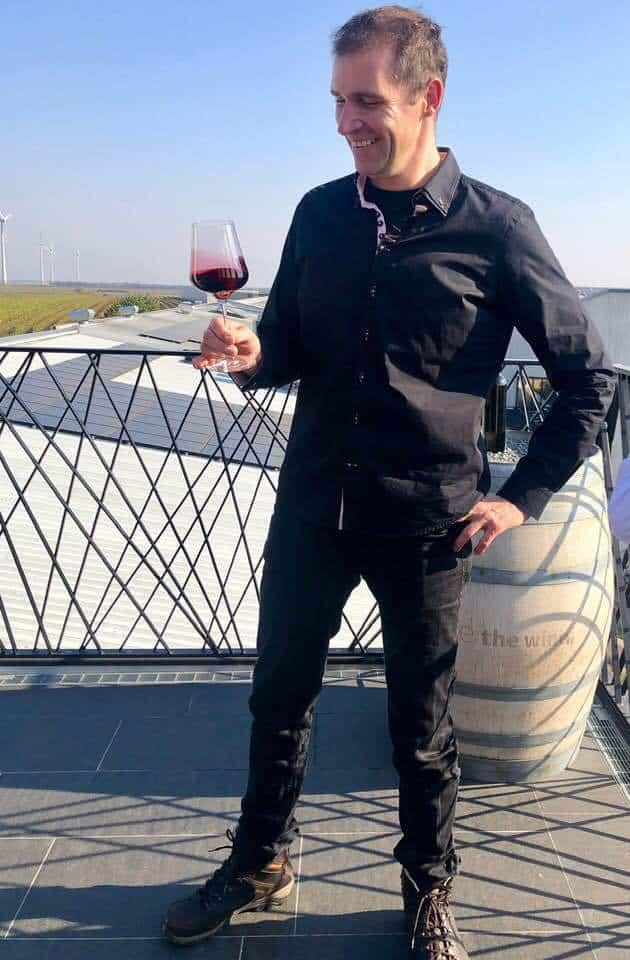 Erich Scheiblhofer Austrian wine