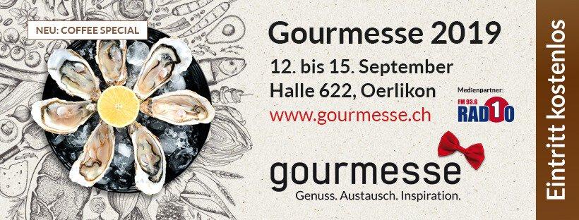 Gourmesse Festival Zurich 2019