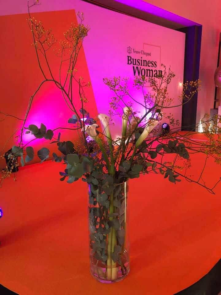 Veuve Clicquot Business Woman Award 2019 & New Generation Award 2019 Zurich Switzerland