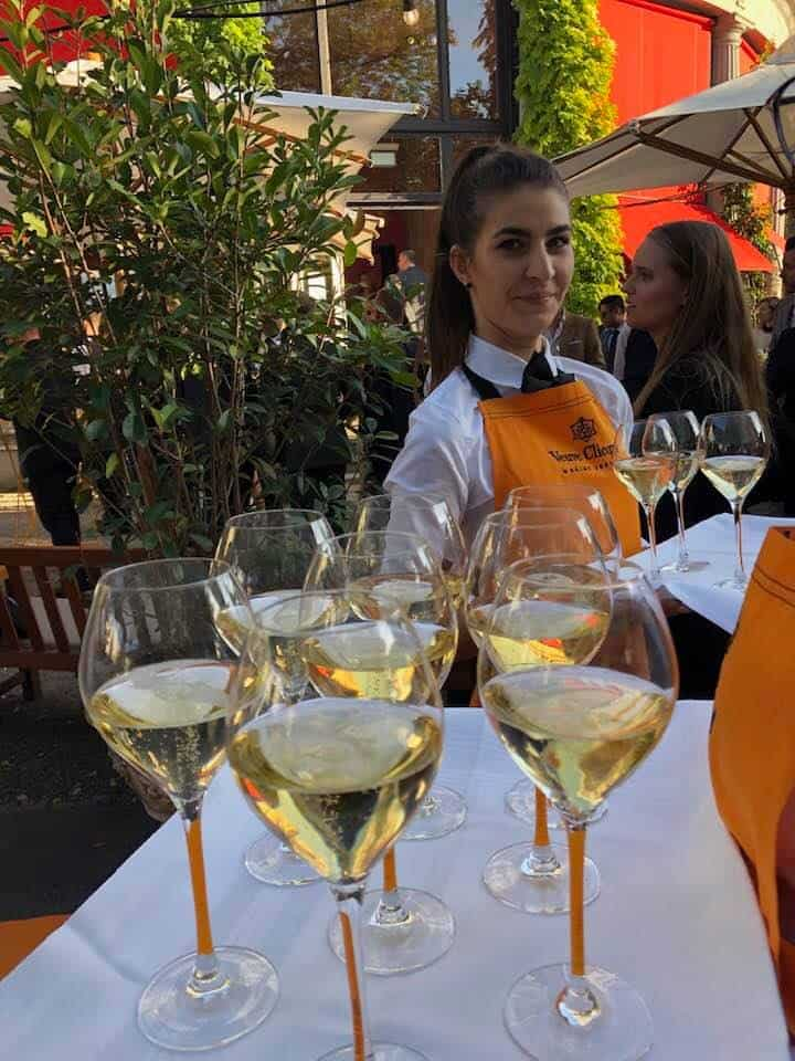 Die Terasse Zurich - Veuve Clicquot Business Woman Award 2019 & New Generation Award 2019