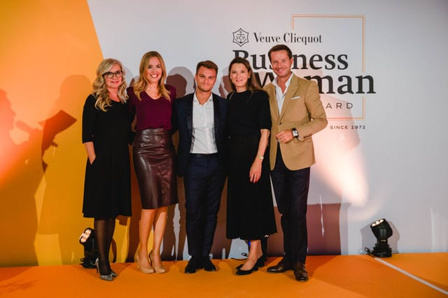 Jury for Veuve Clicquot Business Woman Award 2019 & New Generation Award 2019å