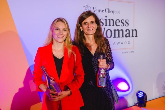 Olga Dubey and Monika Walser - Veuve Clicquot Business Woman Award 2019 & New Generation Award 2019