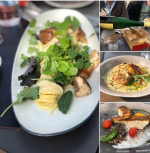 Das Fritz RestaurantLake Nieusidl Austria
