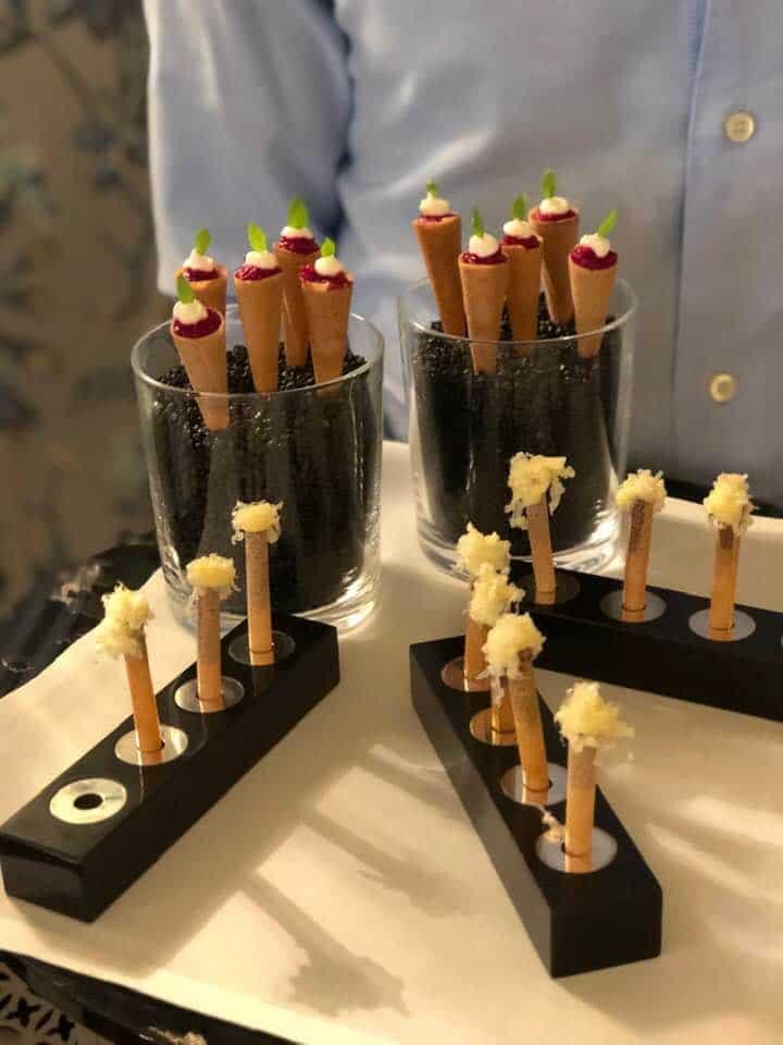 Louis Xlll Cognac Food Pairing at Epicure Food Festival Dolder Grand