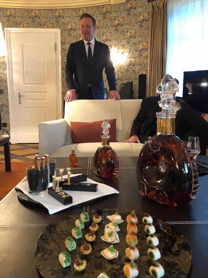 Marcus Granelli General Manager Dolder grand hotel Zurich