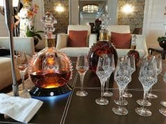 LOUIS Xlll Cognac Food Pairing Epicure Food Festival Dolder Grand