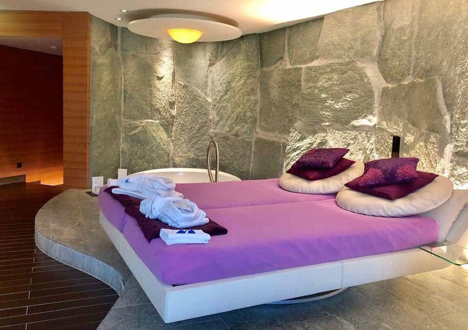 Private Spa at Grand Resort Bad Ragaz