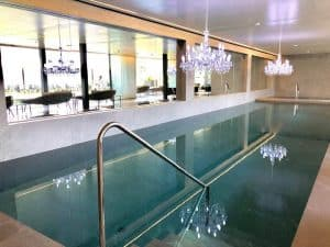 Spa at the Hotel Splendide Royal Lugano