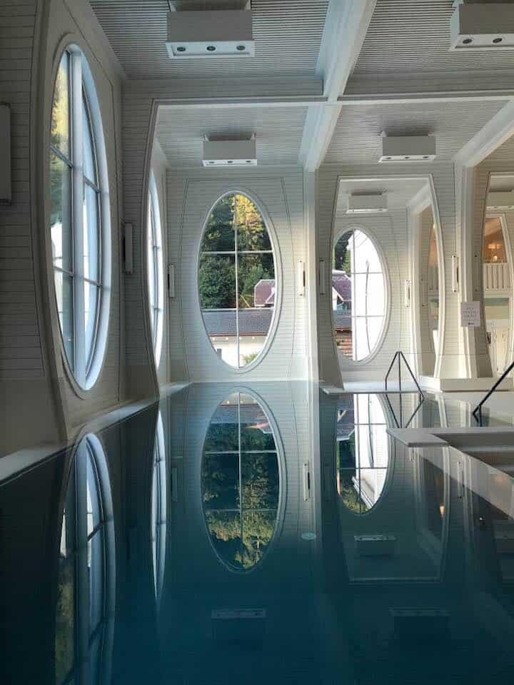 Tamina Therme at Grand Resort Bad Ragaz