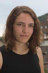 Chantal Panozzo writer