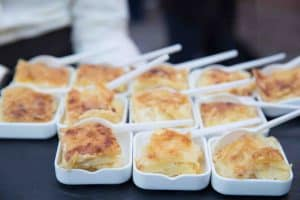potato gratin Confiserie Honold in Witikon Zurich