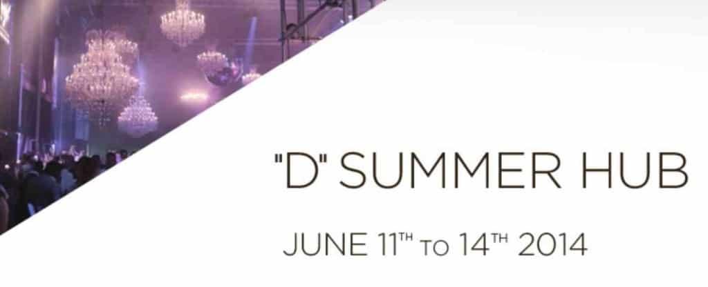 D Summer Hub