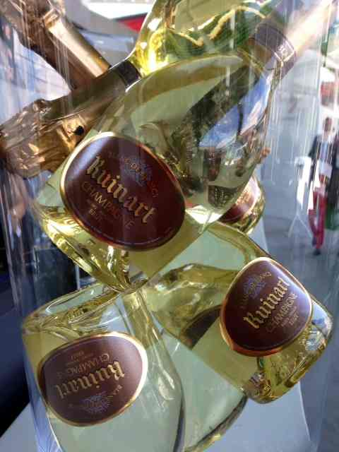 Ruinart Champagne Art Basel