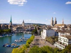 What's On in Zurich Beginning of July 2014