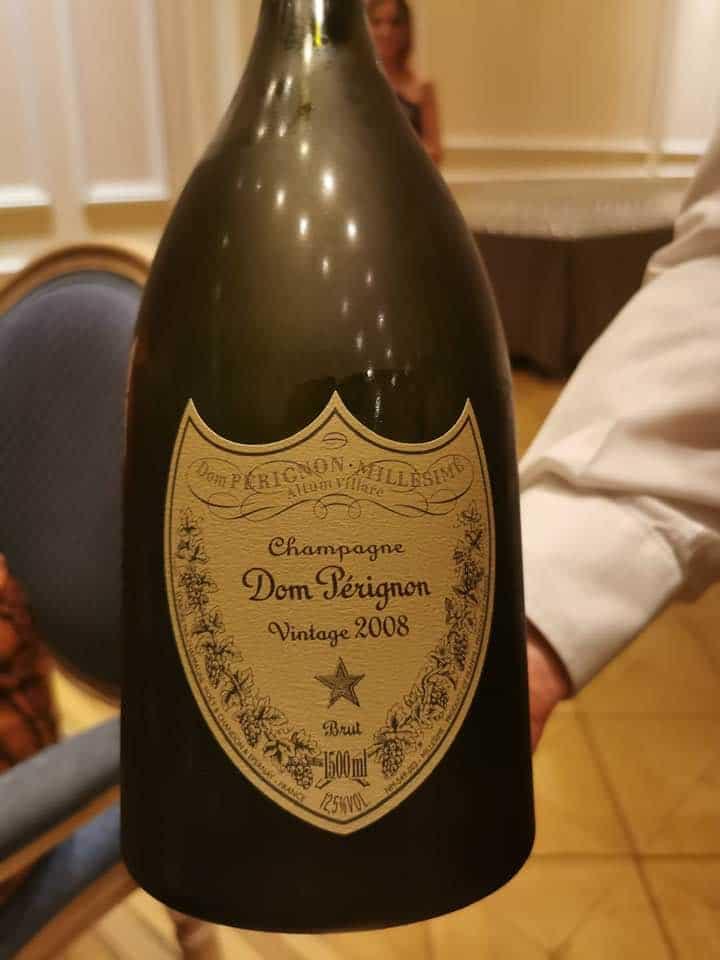 Dom Perignon magnum 2008