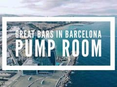 Great Bars In Barcelona – Punch Room