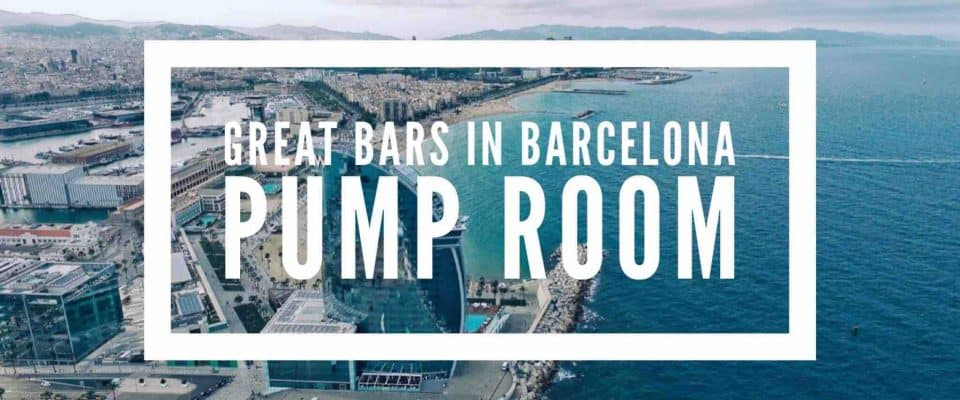 Great Bars In Barcelona - Punch Room