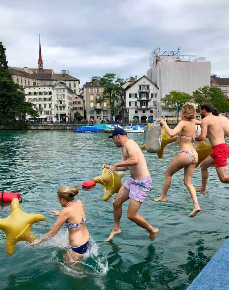 Limmat swim 2019