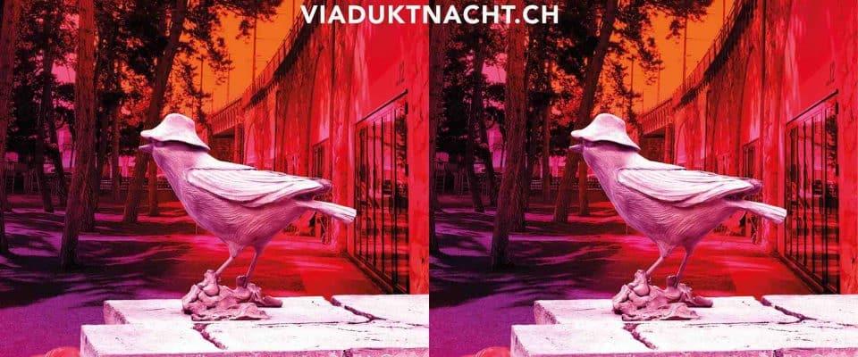Viadukt Night Zurich