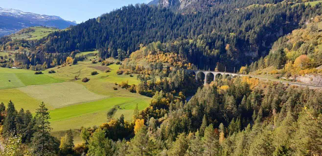 A Hike to Lake Palpuogna Graubünden Switzerland