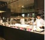 Globus restaurant Bellevue
