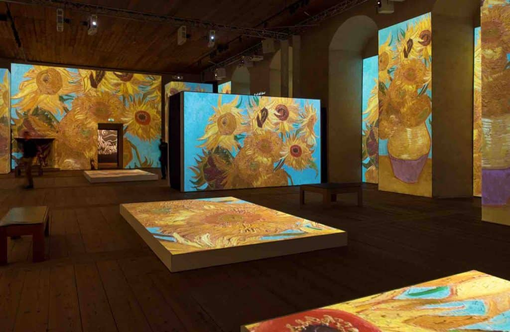 The Amazing Van Gogh Alive Exhibition Zurich
