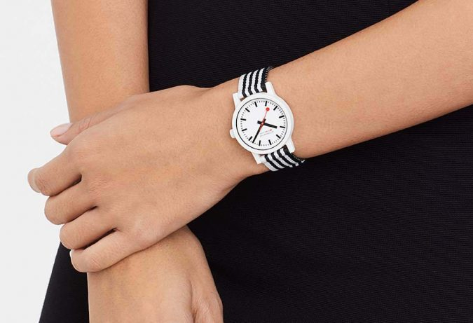 Step Up to Summer with Mondaine's New Watch Collection