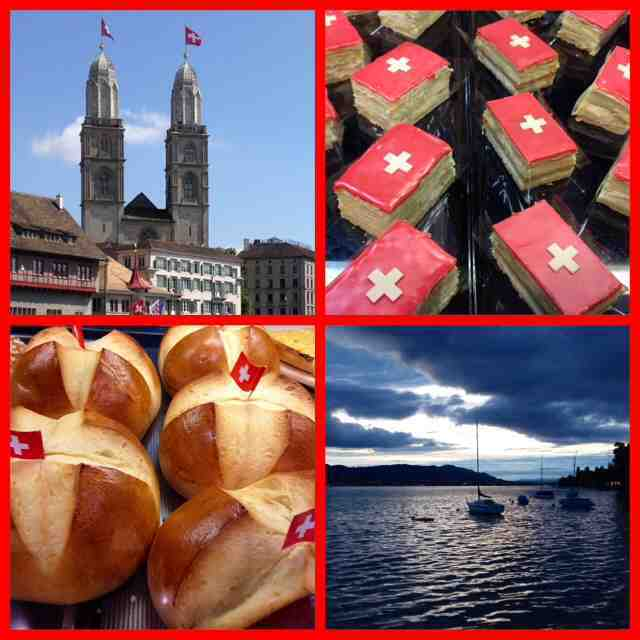 Swiss National Day 1st August