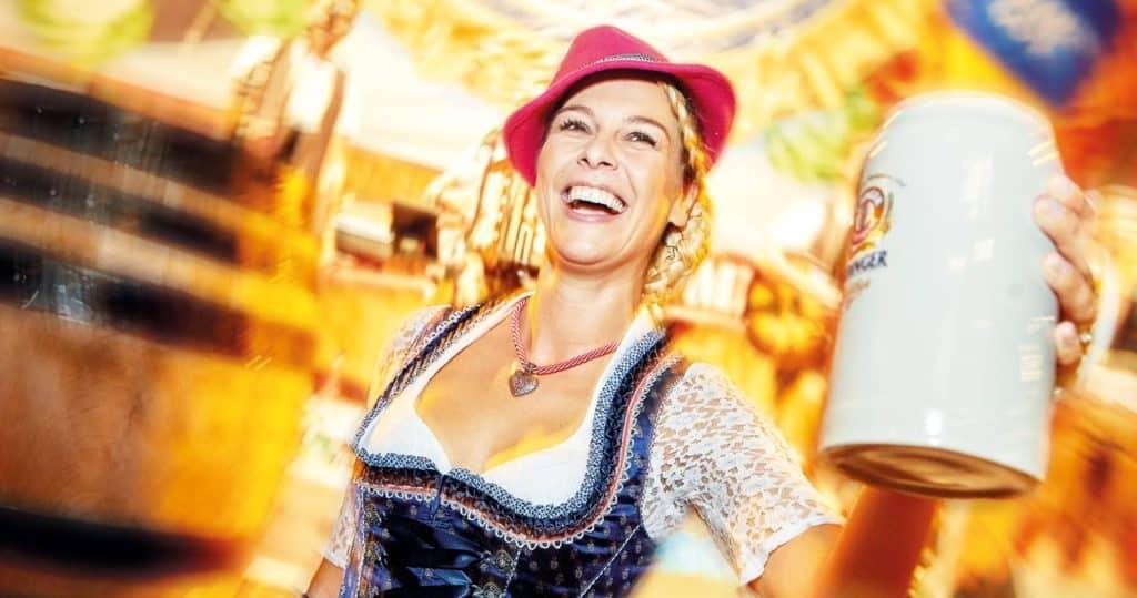 Zurich Oktoberfest at Bauschänzli & Züri-Wiesn HB