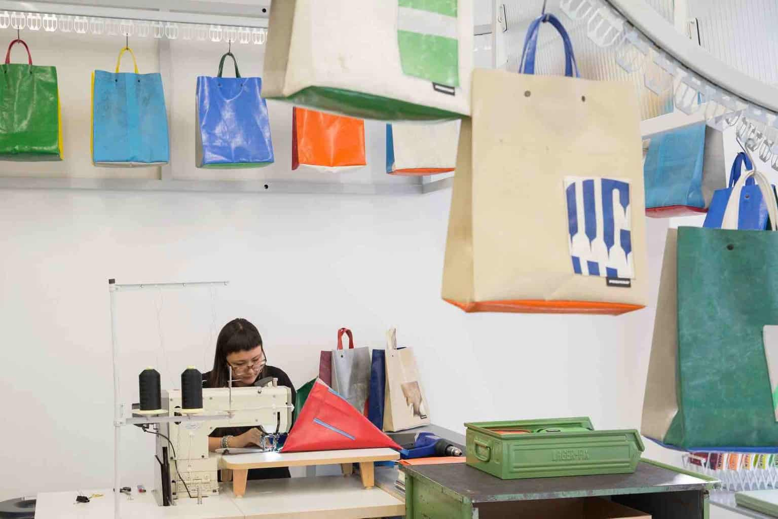 Design Your Very Own FREITAG F718 BUH Shopper