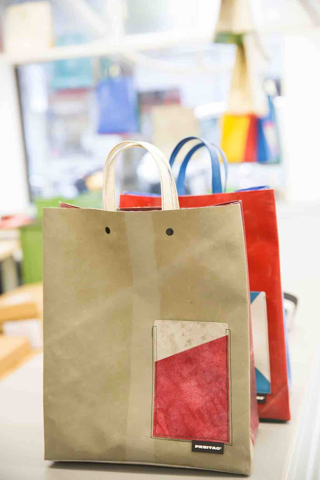 Design Your Very Own FREITAG Shopper Bag