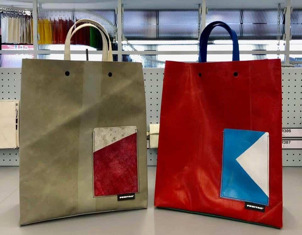 Design Your Very Own FREITAG F718 BUH Shopper in Zurich