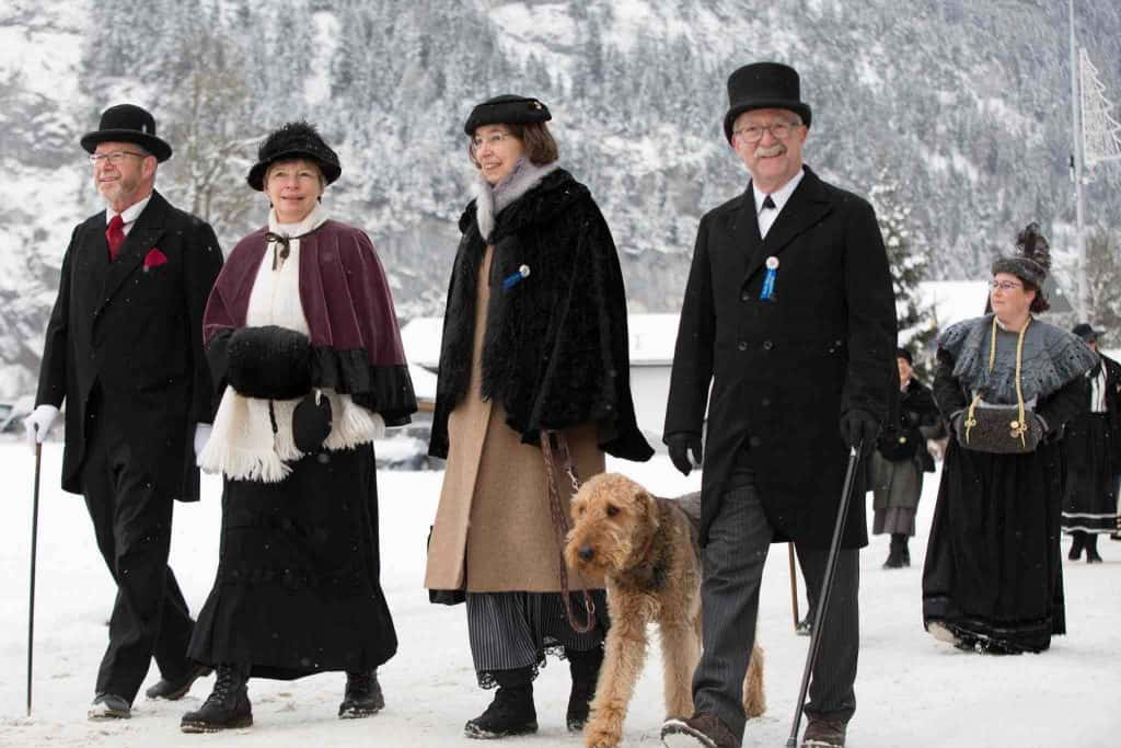 photos of Photos of Belle Epoque Week Kandersteg