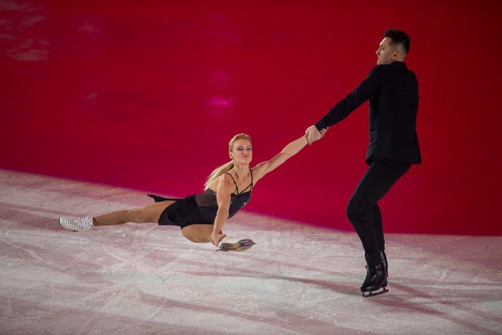 Max trankov & Tatiana Volosozhar