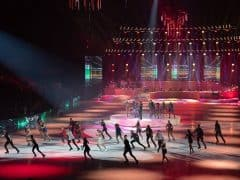 Art On Ice 2020 Opens in Zurich on its 25th Anniversary