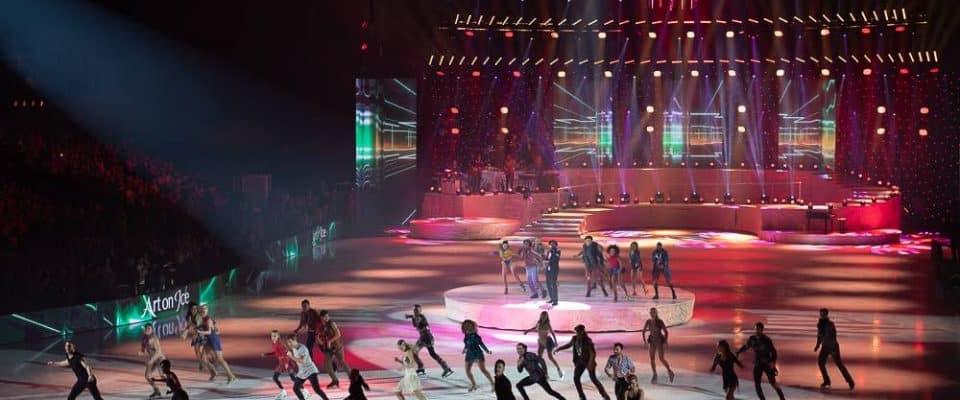 Art On Ice 2020 Celebrates Its 25th Anniversary