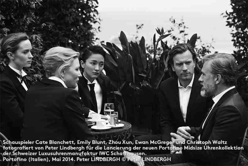 Cate Blanchett © Peter Lindberg for ZFF