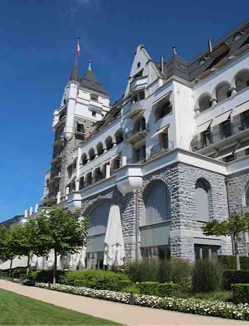 Park Hotel Vitznau Switzerland