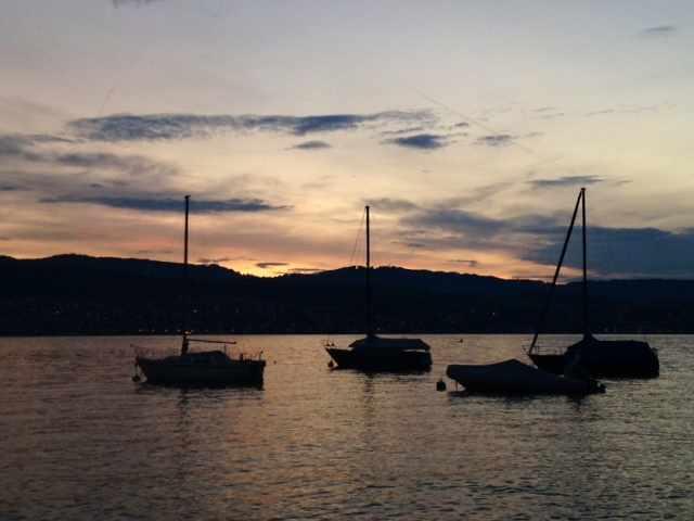 Lake Zurich © NewinZurich.com