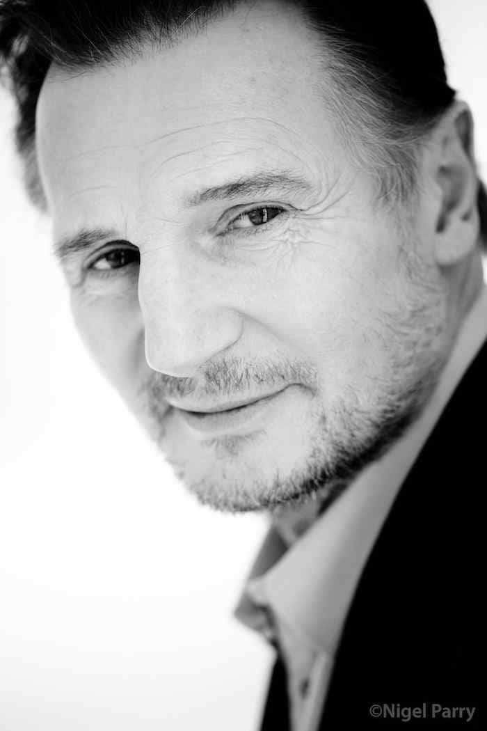 Liam Neeseon © Nigel Parry Zurich Film Festival