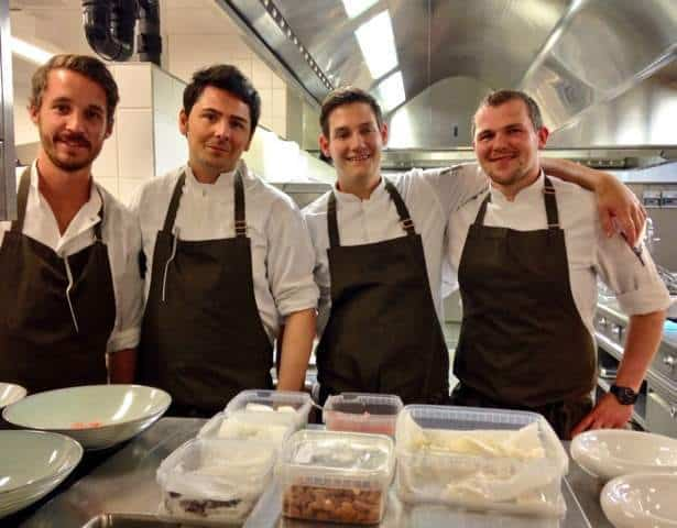 Nenad and his team