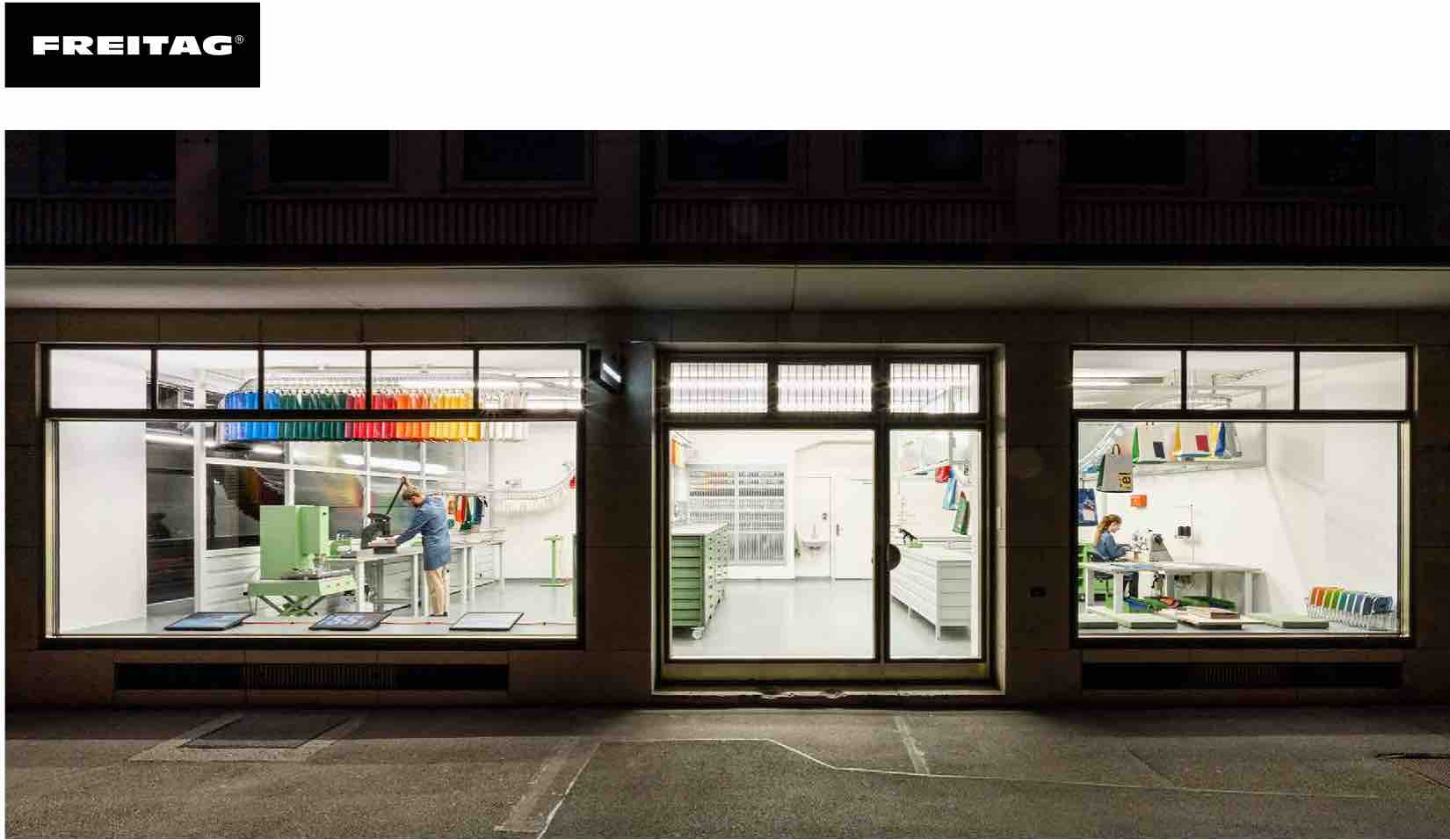 FREITAG SWEAT-YOURSELF-SHOP Zurich