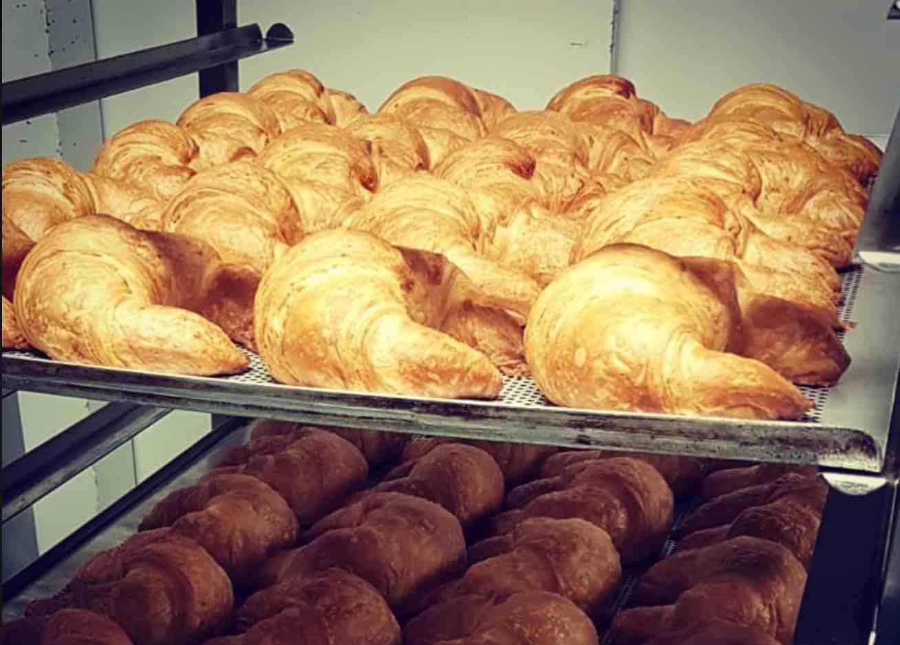 Bäckerei Gnädinger vegan donuts