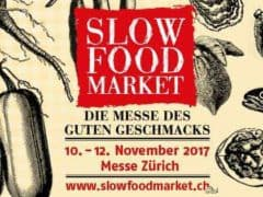 Celebrating Food at the Slow Food Market Zurich